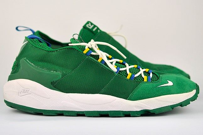 Nike Green Footscape Brazil 1