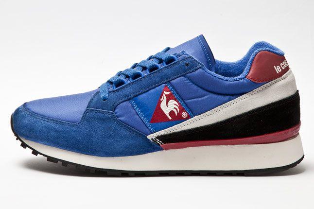 Le Coq Sportif Blue 01 1