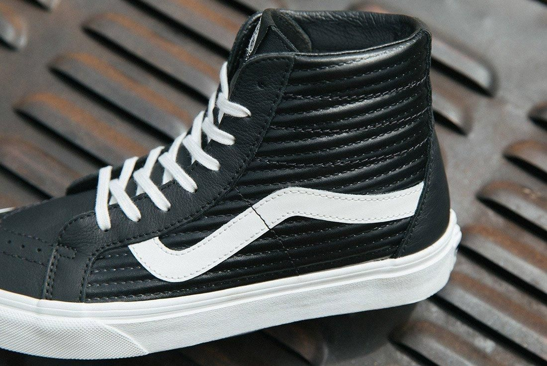 Vans Moto Leather Collection 9