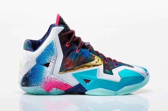 Nike Lebron 11 What The 1