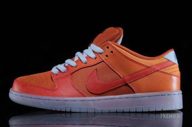 Nike Sb Dunk Low Pro Gamma Orange