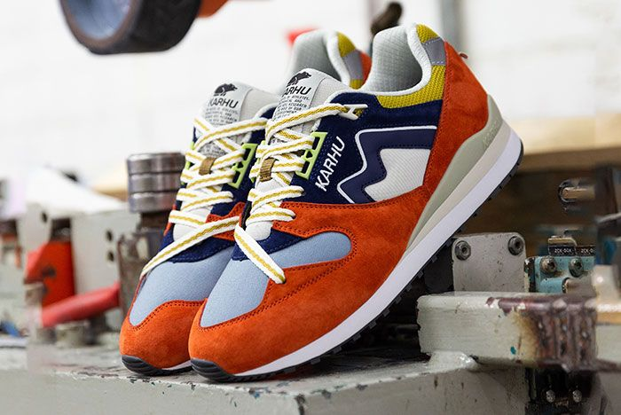 Karhu Synchron Orange Side