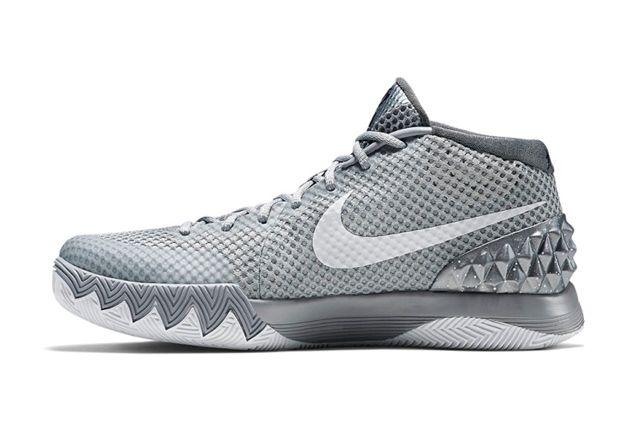 Nike Kyrie 1 Wolf Grey 1