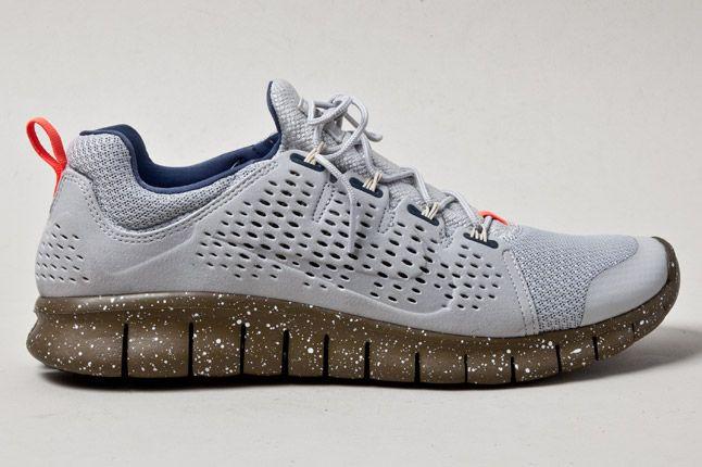 Nike Free Powerlines 2 Grey Blue 1