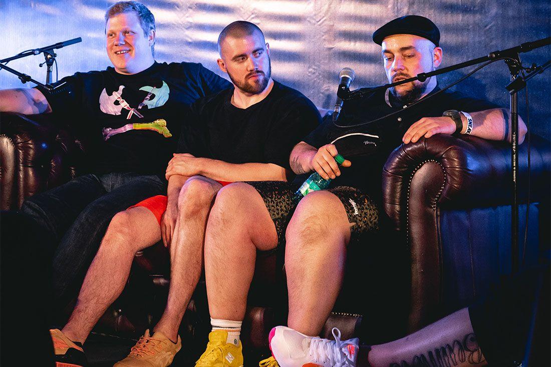 Sneakerness Amsterdam 2019 Event Recap 16 Panel Talk