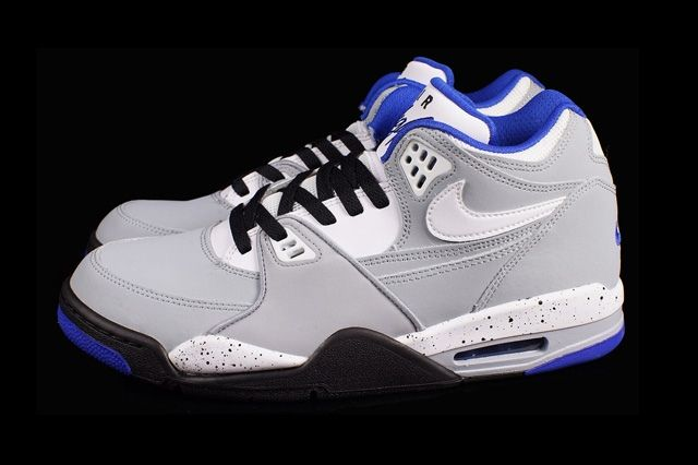 Nike Air Flight 89 Mid Grey 2