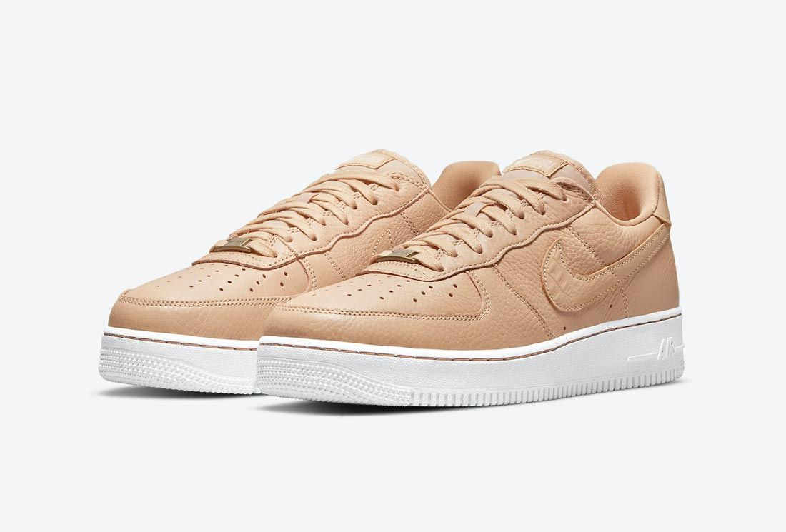 Nike Air Force 1 Craft 'Vachetta Tan'