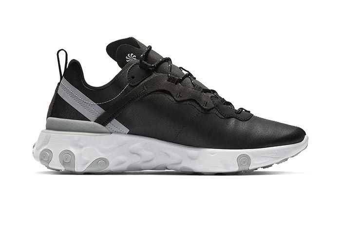 Nike React Element 55 Black 3