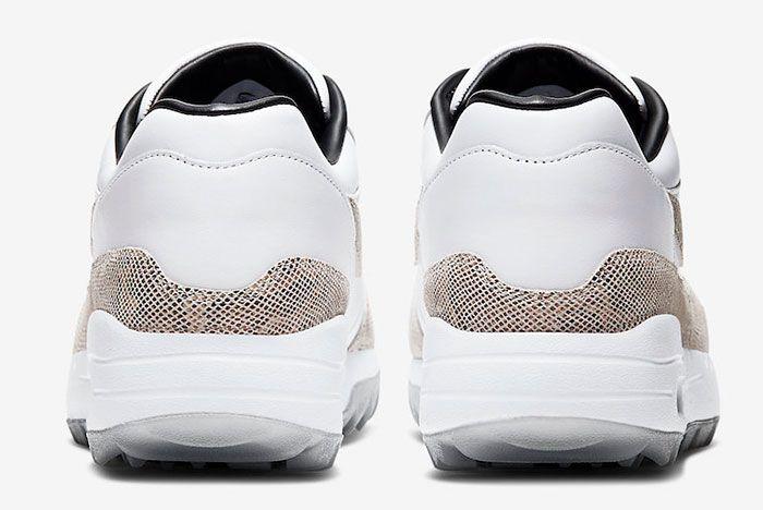 Nike Air Max 1 Golf Nrg Snakeskin Ci6876 101 Release Date 5Heel