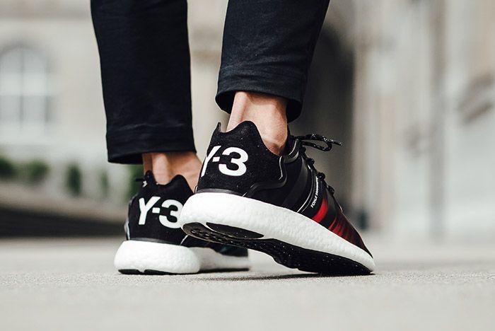 Adidas Y3 Yohji Yamamoto Boost Detaop 8