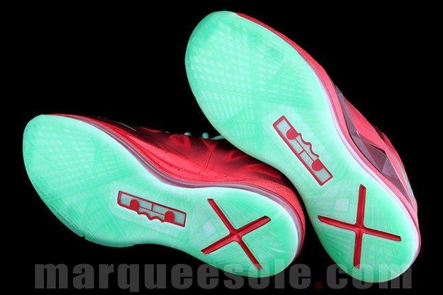 Nike Lebron X Xmas 2