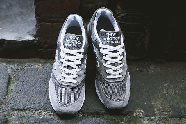 New Balance Nb997 Grey