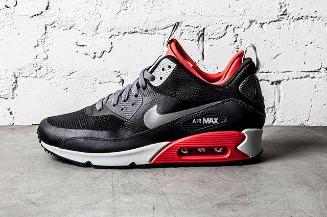 Nike Air Max 90 Mid Light Crimson 1