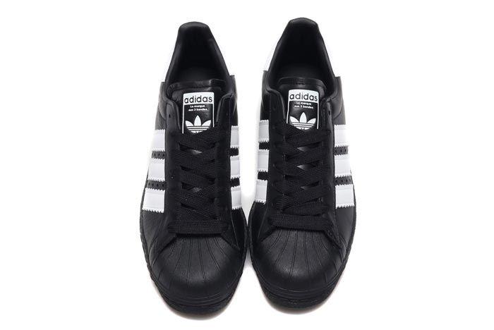 Adidas Superstar 80S Black 4