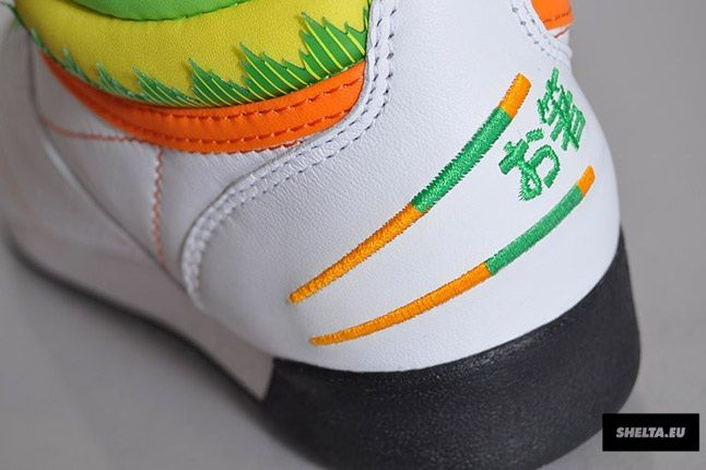 Reebok Freestyle Hi Sushi International 6 1