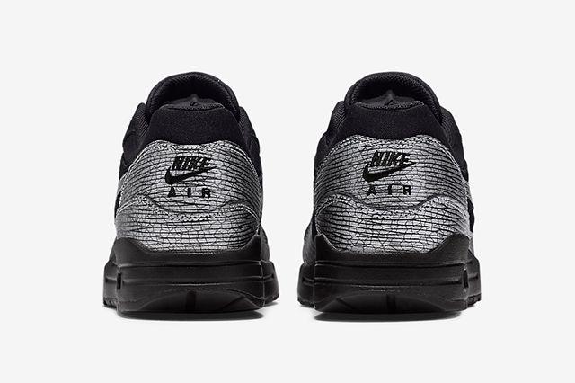 Nike Air Max 1 Premium Metallic Silver2