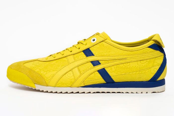 Street Fighter Onitsuka Tiger Chun Li Mexico 66 Sd Yellow Release Date 1 Side