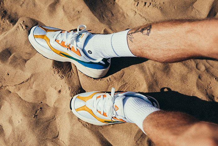Asphaltgold Fila Ituristi On Foot