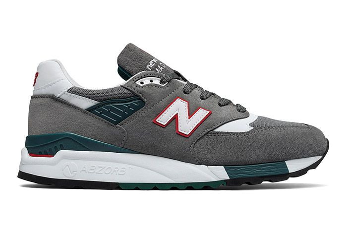 New Balance Made In Usa Connoisseur 998 Small