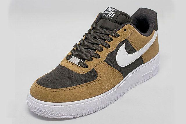 Nike Air Force 1 Low Velvetbrowntan2
