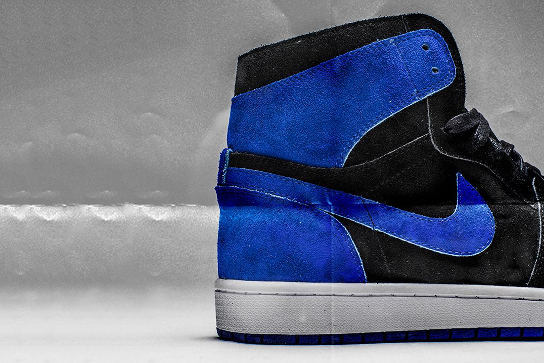 The Shoe Surgeon Air Jordan 1 Decon 3