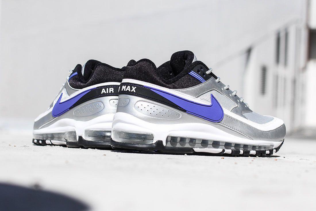 Nike Air Max 97 Bw Persian Violet Silver Bullet 7