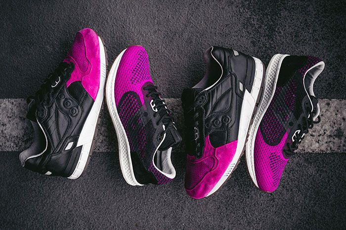 Solebox Pink Devil Saucony 2018 Highlight Reel