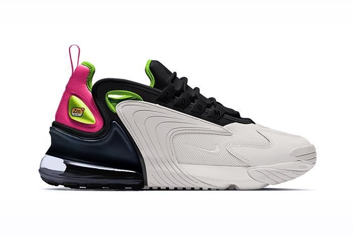 Chad Manzo Nike Air Max 270 Illustration Right Side