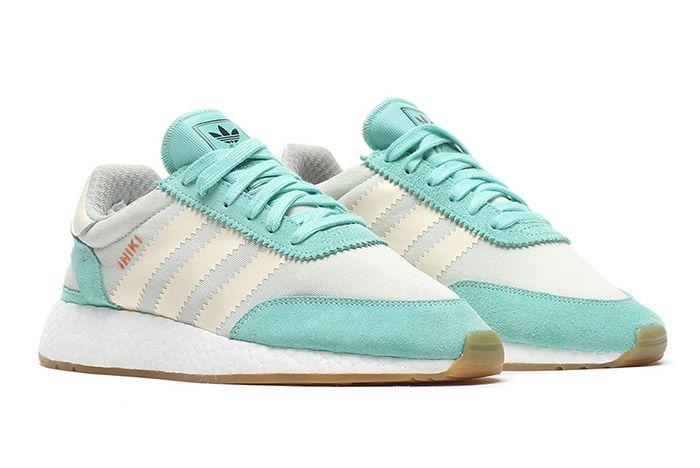 Adidas Iniki Runner Boost Blue 5
