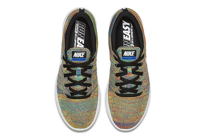 Nike Lunarepic Flyknit Low Multicolour Pack 5
