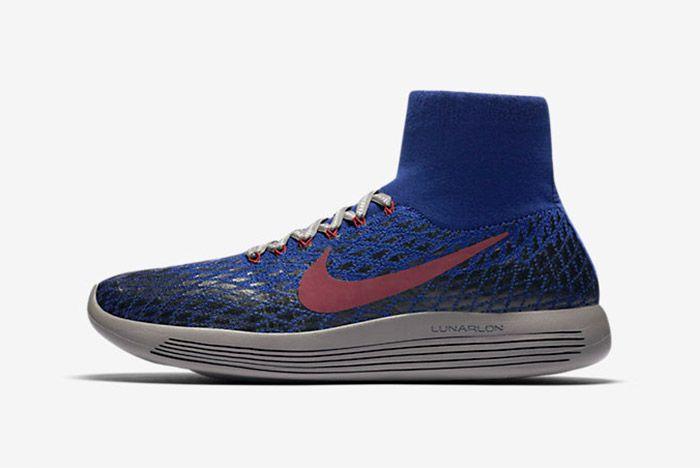 Nike Gyakusou Lunarepic Flyknit Shield Blue 6