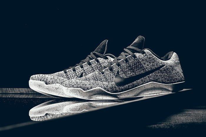 Nike Kobe 11 Elite Oreo