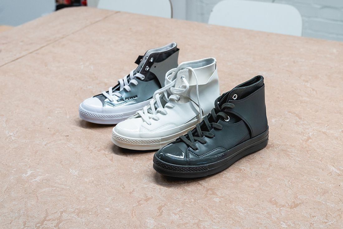Feng Chen Wang Converse Chuck 70 Collection Angled