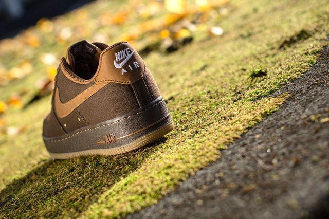 Nike Air Force 1 Low Light British Tan 2