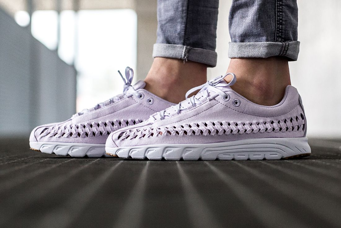 Nike Mayfly Woven Womens Pastel Pack 10