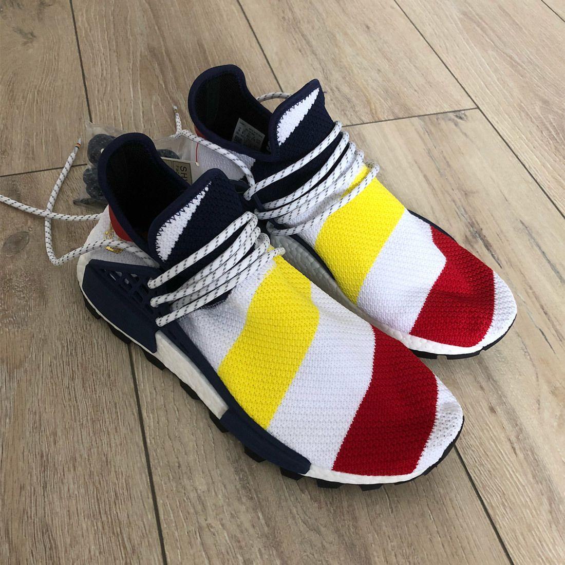 Pharrell X Bbc X Adidas Hu Nmd Sample Sneaker Freaker 7