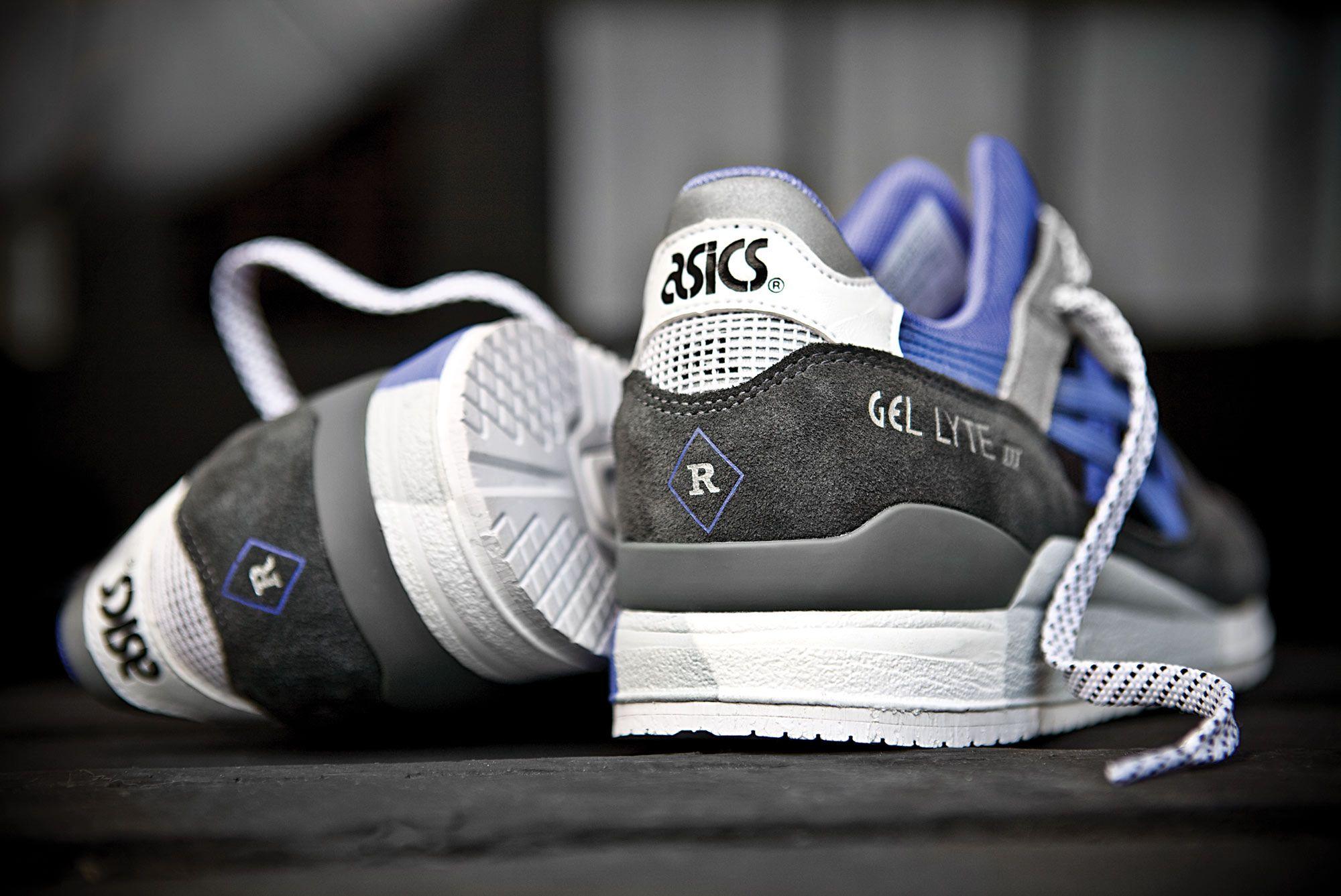 Sneaker Freaker x ASICS GEL-Lyte III 'Alvin Purple'