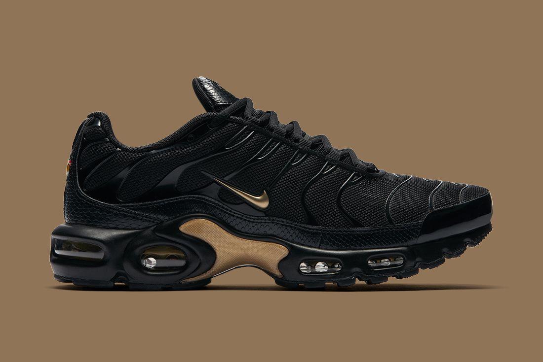 Nike Black Gold Pack 1