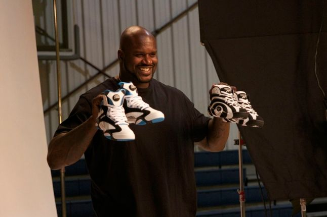 Reebok Shaq Launch Shaq Attack And Shaqnosis 1