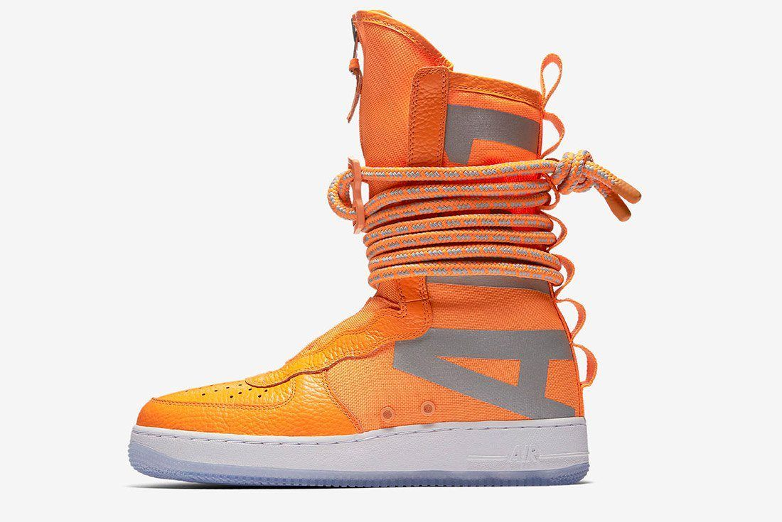 Nike Special Fiel Air Force 1 High 3