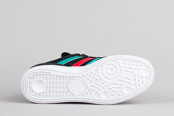 Adidas Busenitz Shoes Black Eqt Green Scarlet 7