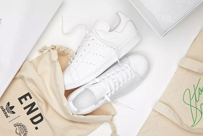 Adidas Consortium End Stan Smith Collab Details 1 Sneaker Freaker