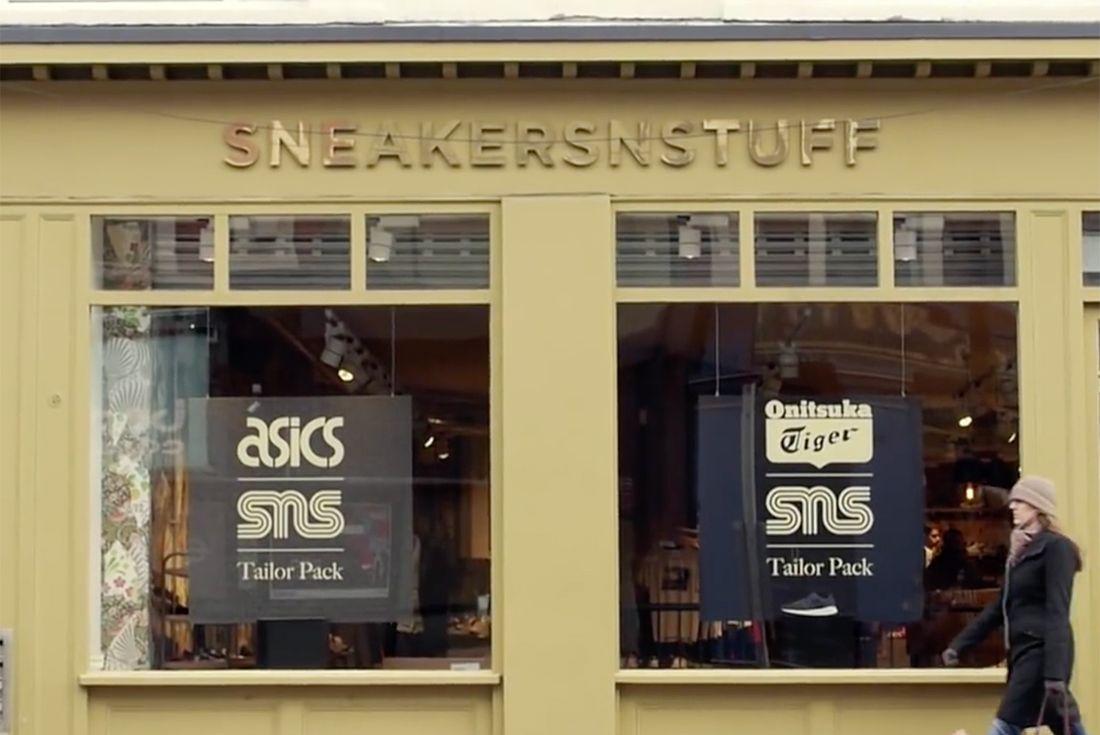 Raffle Sneakersnstuff 1