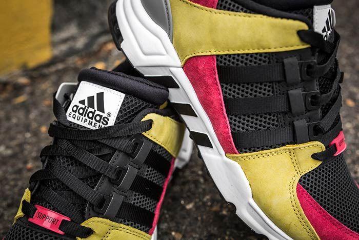 Adidas Eqt Support 93 Lush Pink 10