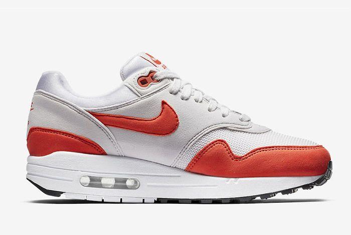 Nike Air Max 1 Habanero Red 4