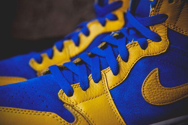Air Jordan 1 Laney 4