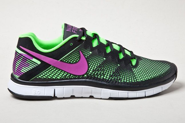 Nike Nike Free Trainer 3 0 Mixed Grapes Side 1