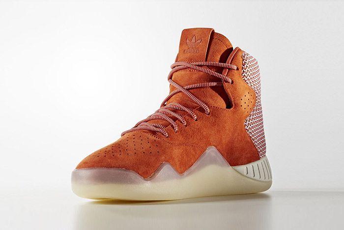 Adidas Tubular Invader Orange 1