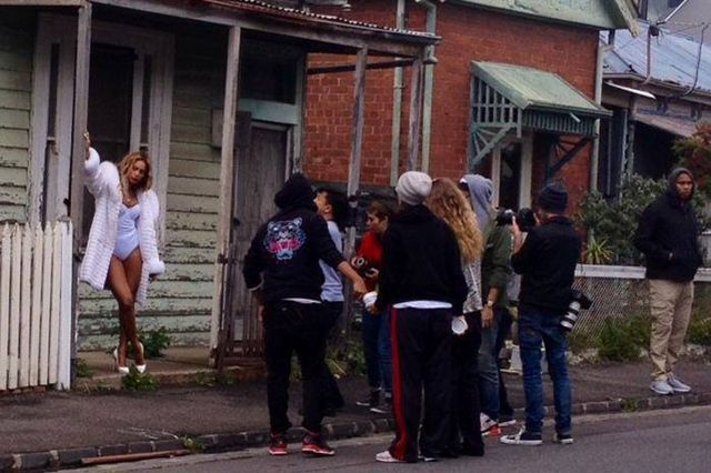 Beyonce In Brunswick