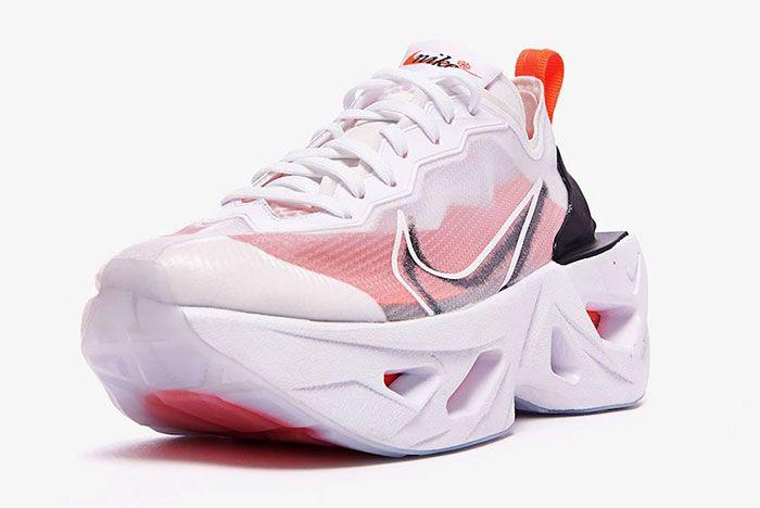 Nike Zoomx Vista Grind Bright Crimson Bq4800 100 Front Angle Shot